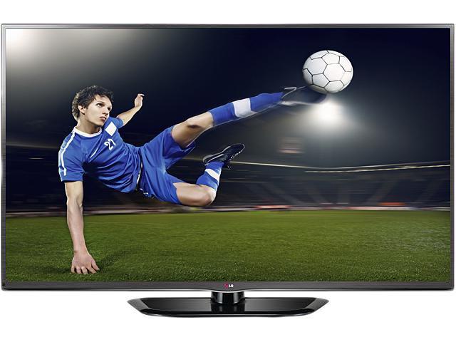 "LG 60"" 1080p 600Hz Plasma HDTV 60PN6500"