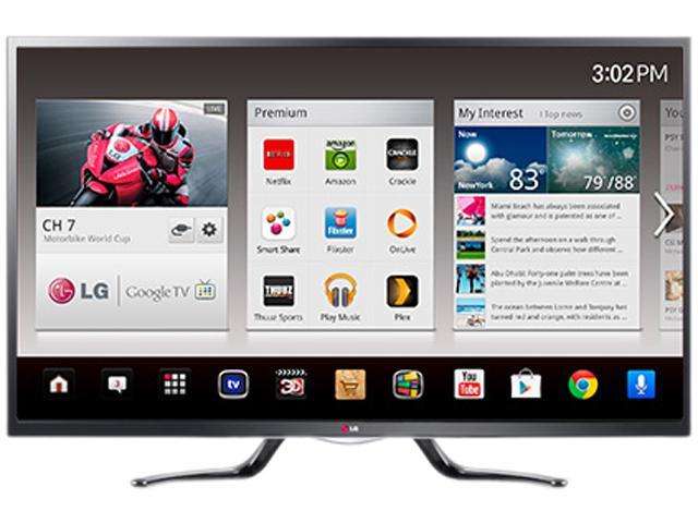"LG 55"" 1080p 120Hz LED-LCD HDTV - 55GA6450"
