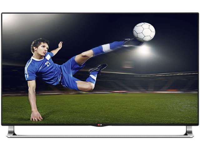 """LG 55"""" Class (54.6"""" diagonal) 4K TruMotion 240hz LED-LCD HDTV - 55LA9700"""