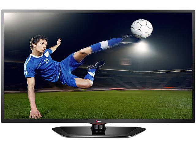 "LG 55"" Class (54.6"" Diagonal) 1080p 60Hz LED TV - 55LN5200 (LG recertified  Grade A)"