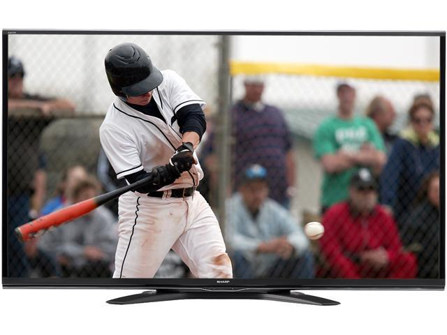 "Sharp 60"" 1080p 240Hz LED-LCD HDTV LC60EQ10U"