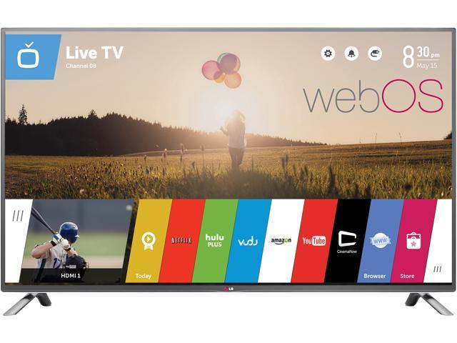 "LG 47LB6300 47"" Class 1080p 120Hz Smart w/webOS LED HDTV"