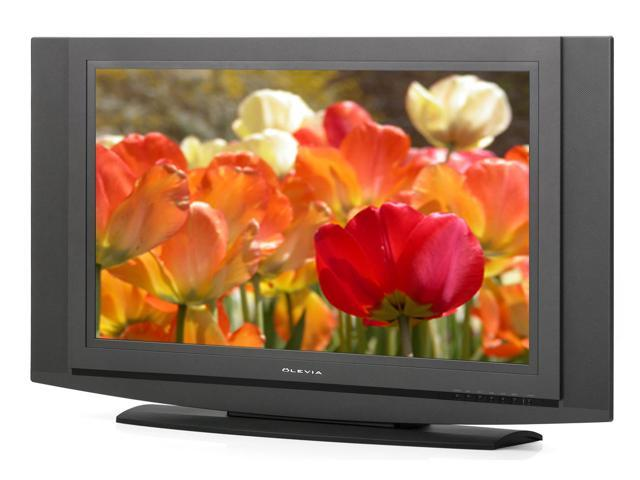 "OLEVIA 37"" LCD HDTV w/ ATSC Tuner Inside 237V"