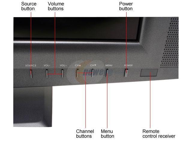 """OLEVIA 26"""" 720p LCD HDTV LT26HVE"""