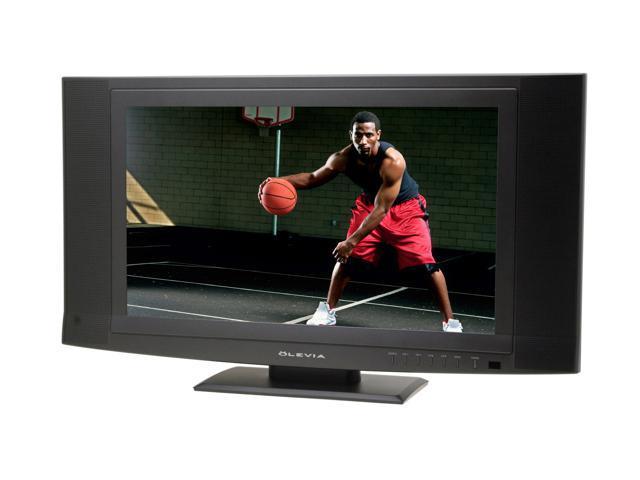 """OLEVIA 27"""" 720p LCD HDTV 227V"""