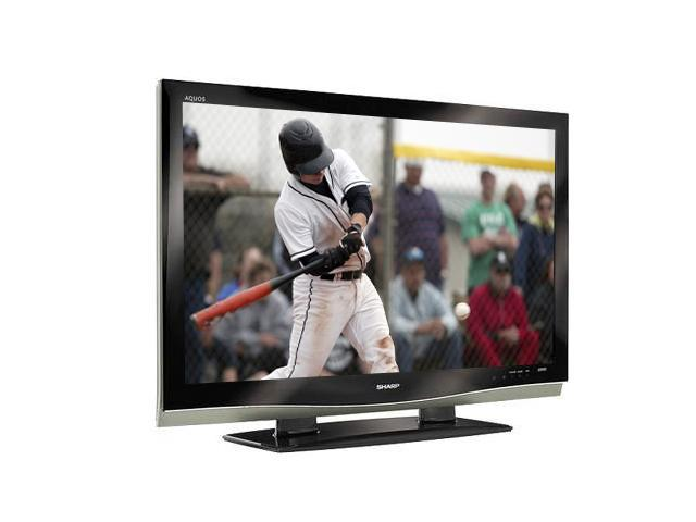 "SHARP AQUOS 46"" 1080p LCD HDTV w/ ATSC Tuner & HDMI LC-46D62U"