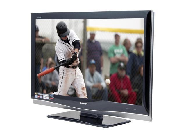 "SHARP AQUOS 52"" 1080p LCD HDTV w/ ATSC Tuner & HDMI LC-52D62U"