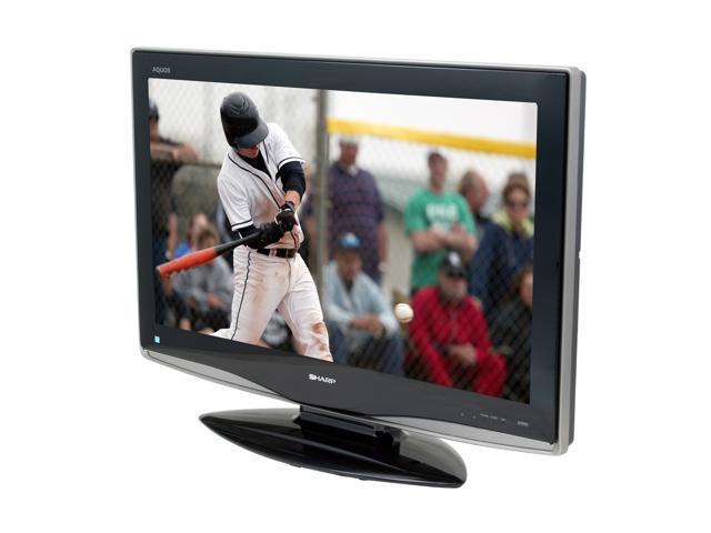 "SHARP AQUOS 32"" LCD HDTV LC32D43U"