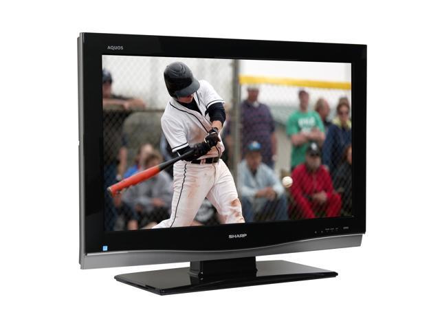 """SHARP AQUOS 32"""" 1080p LCD HDTV LC32D62U"""