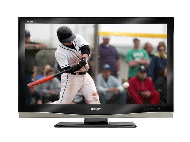 "SHARP AQUOS 37"" 1080p LCD HDTV w/ATSC Tuner LC37D62U"