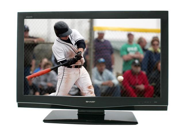 "Sharp AQUOS 37"" 1080p LCD HDTV w/Vyper Drive Game LC37GP1U"