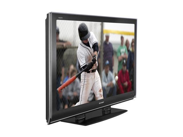 "SHARP AQUOS 46"" 1080p Full-HD LCDTV w/120 Hz - LC46D82U"