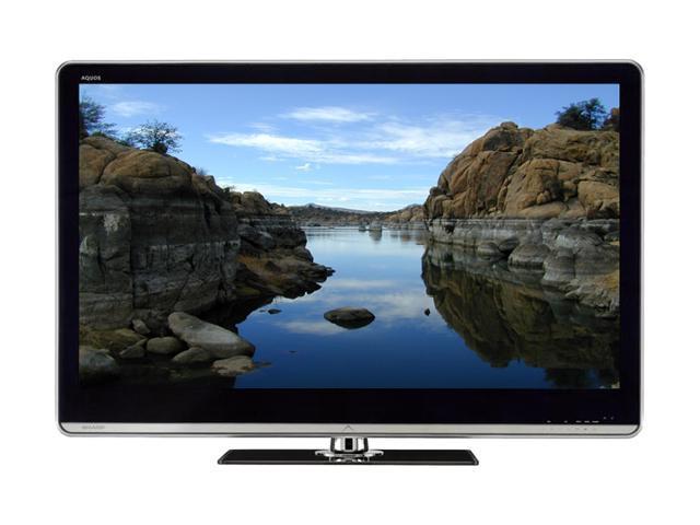 """Sharp AQUOS 60"""" 1080p 120Hz LED-LCD HDTV LC-60LE820UN"""