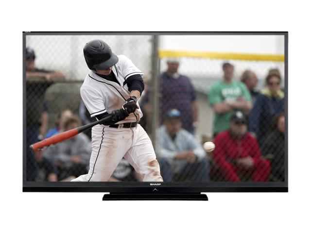 "Sharp AQUOS Series 60"" Class (60-1/32"" diagonal) 1080p 120Hz LED-LCD HDTV LC-60LE600U"