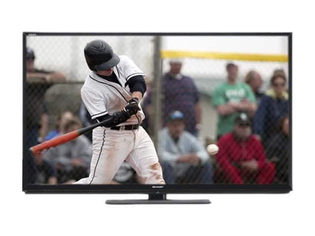 "Sharp AQUOS Series 70"" Class (69-1/2"" diagonal) 120Hz LED-LCD HDTV LC-70LE745U"