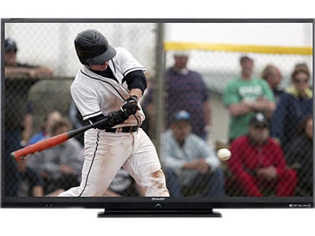 "Sharp LE640 52"" 120Hz LED-LCD HDTV LC-52LE640U"