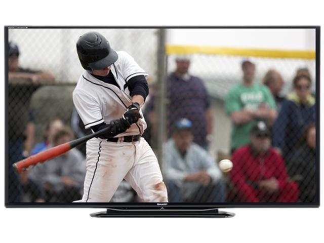 "Sharp LE757 60"" 240Hz LED-LCD HDTV LC-60LE757U"