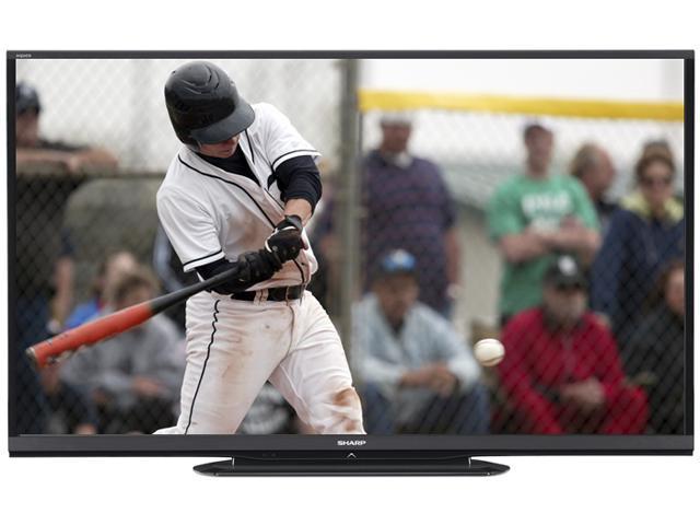 "Sharp Aquos 60"" Class (60-1/32"" Diagonal) 1080p 120Hz LED-LCD HDTV - LC60LE550U"