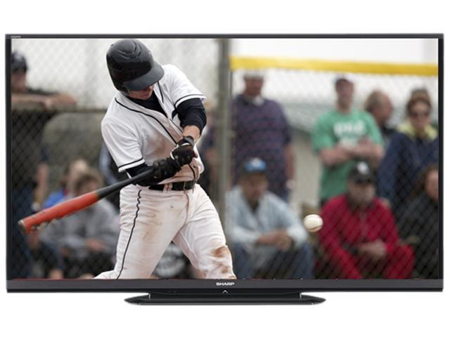 "Sharp AQUOS 60"" 1080p 120Hz LED-LCD HDTV - LC60LE650U"