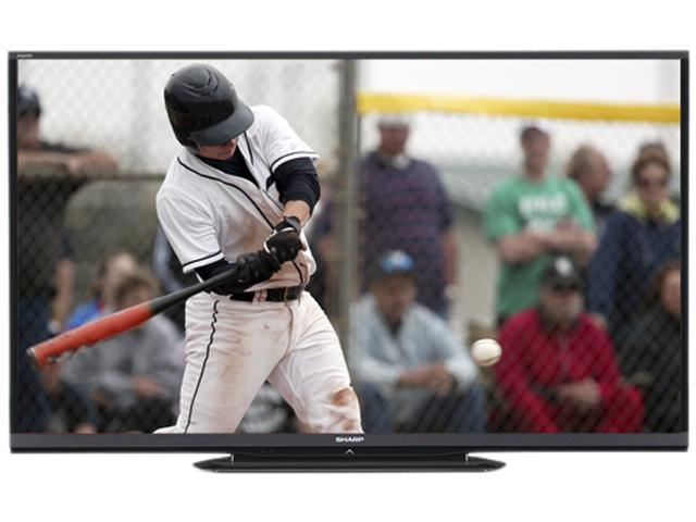 """Sharp 70"""" 1080p 120Hz LED-LCD HDTV - LC70LE650U"""