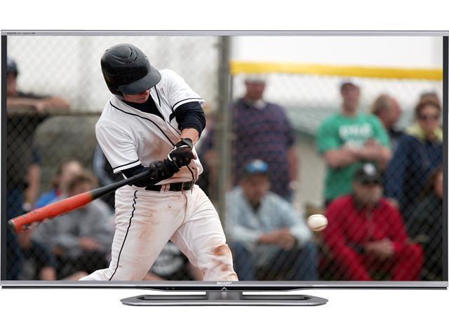"""Sharp 70"""" 1080p 240Hz Class LED Smart TV With Quattron LC70LE857U"""