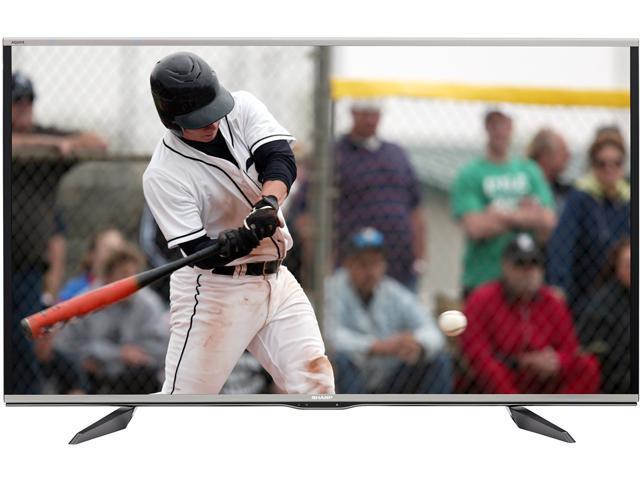"Sharp LC60UQ17U Aquos Q+ THX 60"" Class 1080p 240Hz 3D Smart LED HDTV"