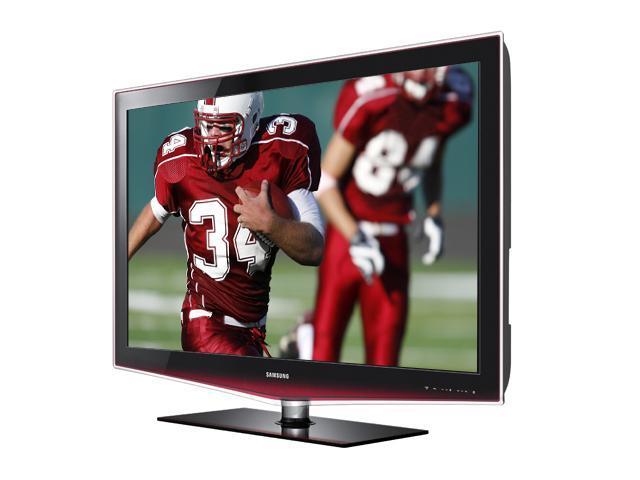 "Samsung 40"" 1080p 120Hz LCD HDTV LN40B650"