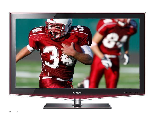 "Samsung 55"" 1080p 120Hz LCD HDTV LN55B650"