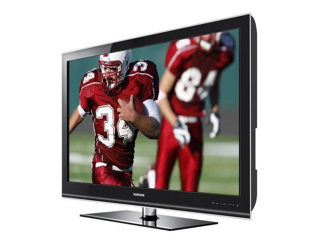 "SAMSUNG Samsung 40"" 1080p 240Hz LCD HDTV LN40B750"