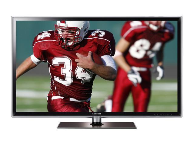 """Samsung 46"""" Class (45.9"""" Diag.) 1080p 120Hz LED-LCD HDTV UN46D6300SF"""