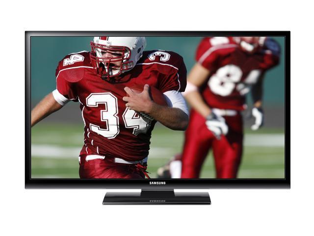 "Samsung 450 Series 43"" (43.04"" Measured Diagonally) 720p 600Hz Plasma HDTV PN43E450A1FXZA"