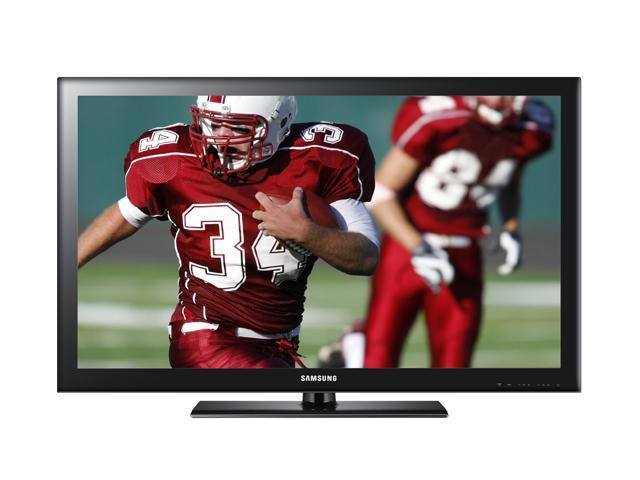 "Samsung 550 Series 46"" (45.9"" Measured Diagonally) 1080p 60Hz LCD HDTV LN46E550F6FXZA"