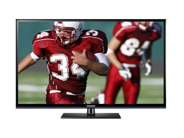 """Samsung 51"""" 1080p 600Hz Plasma HDTV PN51E530A3F"""