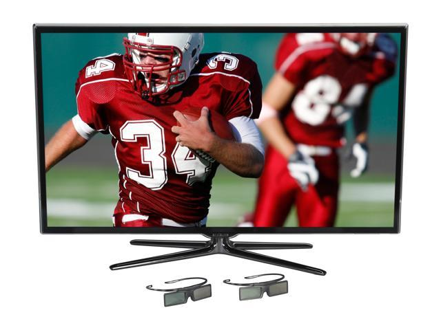 "Samsung 40"" 1080p 120Hz 3D Slim LED Smart TV UN40ES6500FXZA"