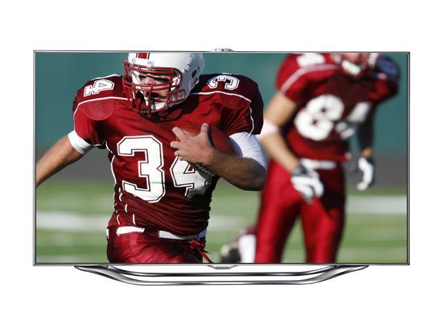 """Samsung 55"""" Class (54.6"""" Diag.) 1080p 240Hz LED HDTV UN55ES8000FXZA"""
