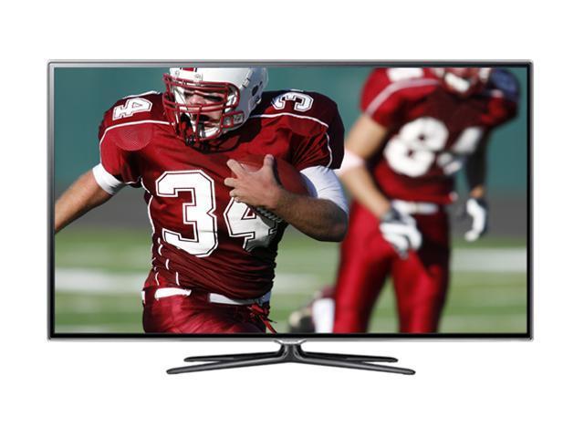 "Samsung 6 55"" Class (54.6"" Diag.) 1080p 120Hz LED HDTV UN55ES6600"