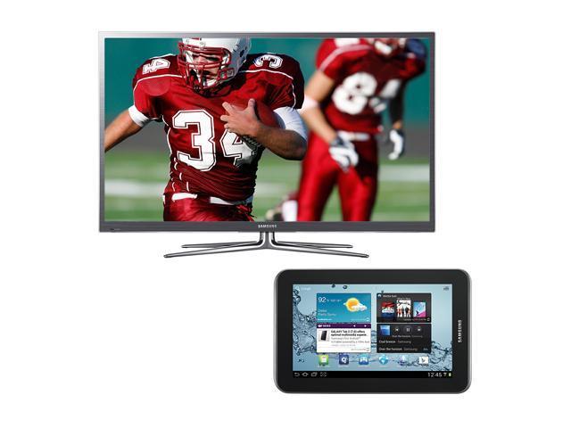 "Samsung 60"" 1080p Plasma Smart TV and Galaxy Tablet Bundle PN60E7000/GALAXY"
