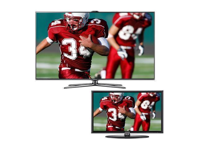 """Samsung 7500 Series 46"""" 1080p Slim LED HDTV bundled with 32"""" UN32EH4003 LED HDTV UN46ES7500/32EH4003"""