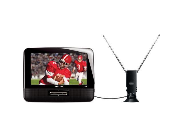 "Philips 7"" Portable Digital TV PVD700/37"