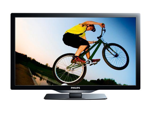 """Philips 32"""" 720p 60Hz LED-LCD HDTV 32PFL4907/F7"""