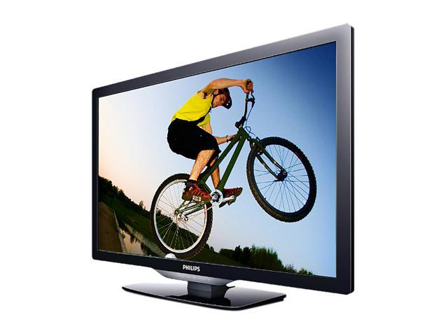 "Philips 26"" 720p 60Hz LED-Backlit LCD HDTV 26PFL4507/F7"