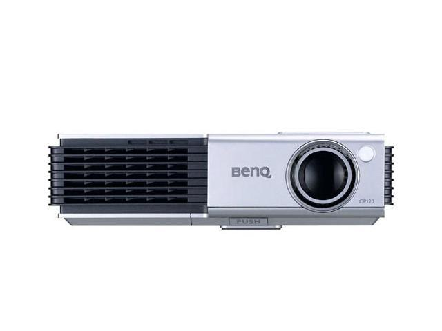 BenQ CP220 1024 x 768 DLP Home Theater Projector 2200 lumens (80% at economic mode) 2000:1