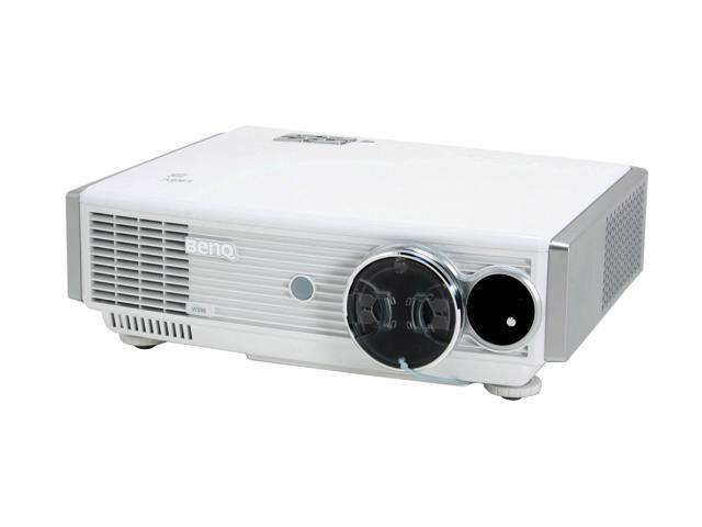 BenQ W500 1280 x 720 3LCD 720p Home Theater Projector With HDMI 1100 lumens 5000:1