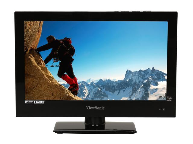 "ViewSonic 16"" (15.6"" viewable) 720p LED HDTV VT1601LED"