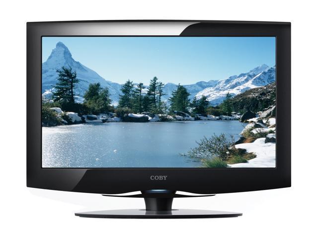 """Coby 19"""" Class (18.5"""" Diag.) 720p LCD HDTV TFTV1925"""