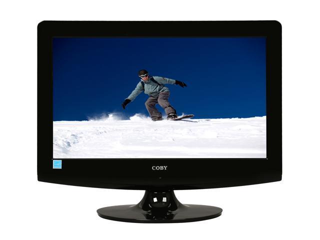 "Coby 15"" Class (15.6"" Diag.) 720p LED-LCD HDTV LEDTV1526"