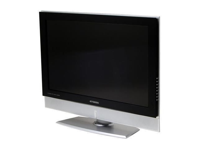 "HYUNDAI 37"" LCD HDTV w/ Built-in ATSC Tuner E370D"