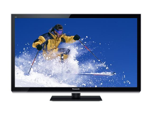 "Panasonic Viera 50"" Class (49.9"" Diag.) 720p 600Hz 3D Capable Plasma HDTV TC-P50XT50"