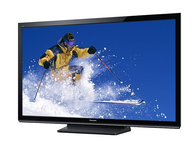 "Panasonic Viera 50"" Class (49.9"" Diag.) 1080p 600Hz Plasma HDTV TC-P50U50"