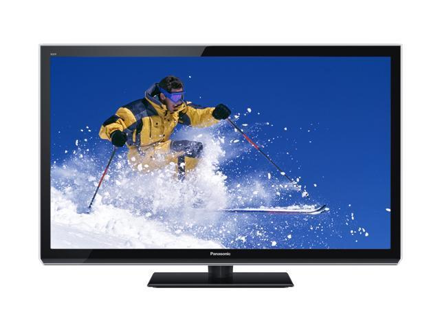 "Panasonic Viera 42"" Class (41.9"" Diag.) 1080p Full HD 3D Plasma TV TC-P42UT50"